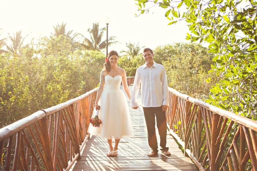 Occidental Grand Cozumel Wedding