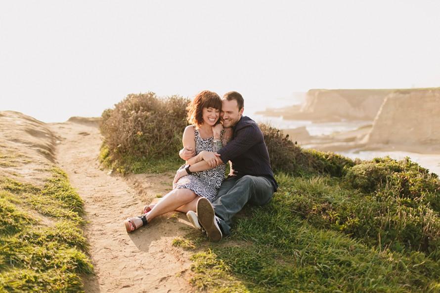 Santa Cruz Engagement Photos
